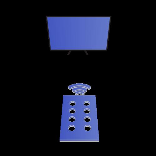 Telecomanda Smart TV