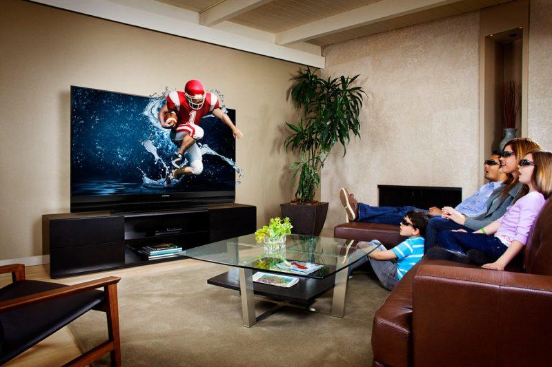 televizor 3d